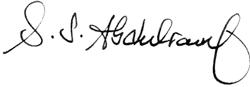 SignatureDrA